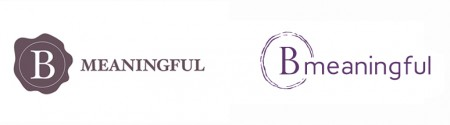 Bmeaningful logo transformation