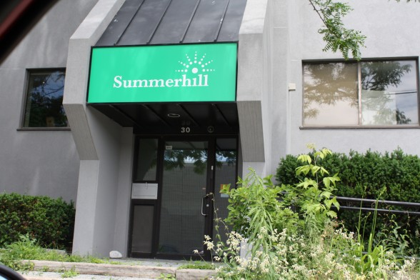 Summerhill office