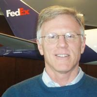 Shane O'Connor Headshot at FedEx HQ