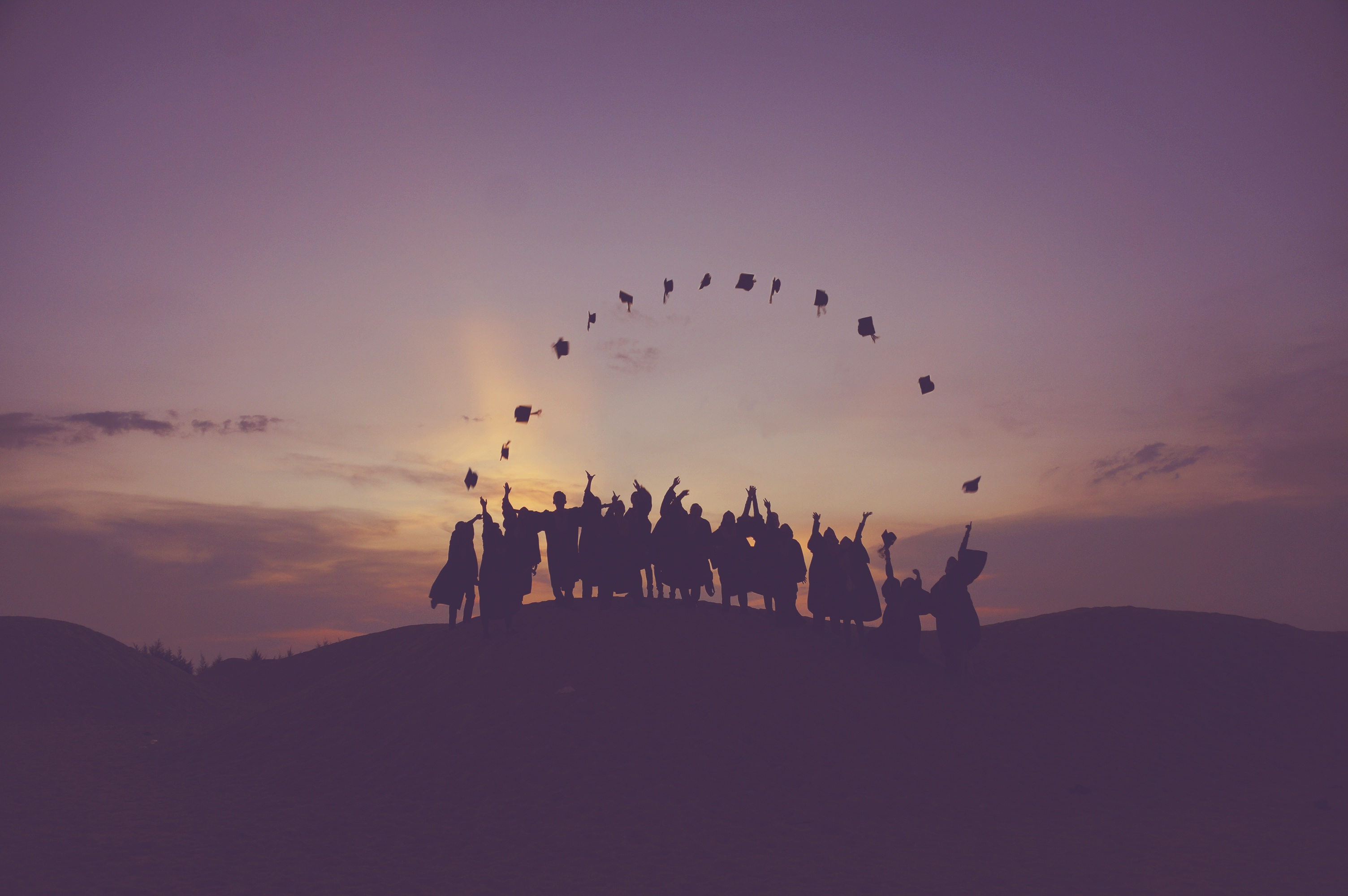 Graduation season and how to get inspired to find meaningful