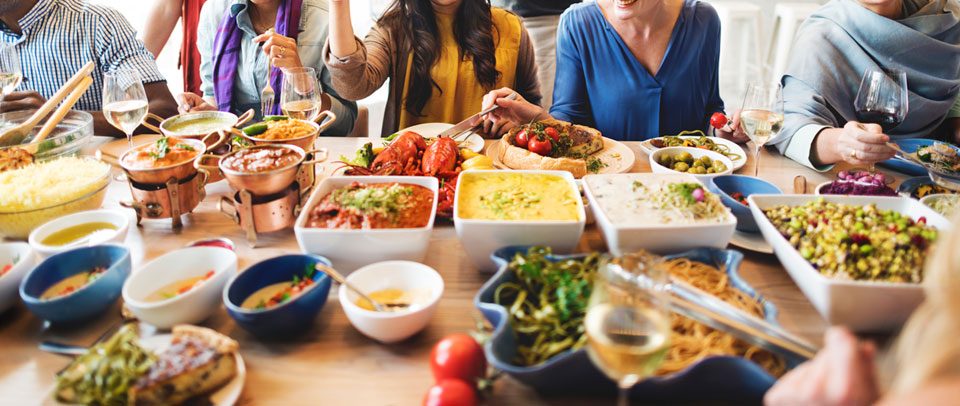 How to have the best holiday party on a budget: the Office Potluck