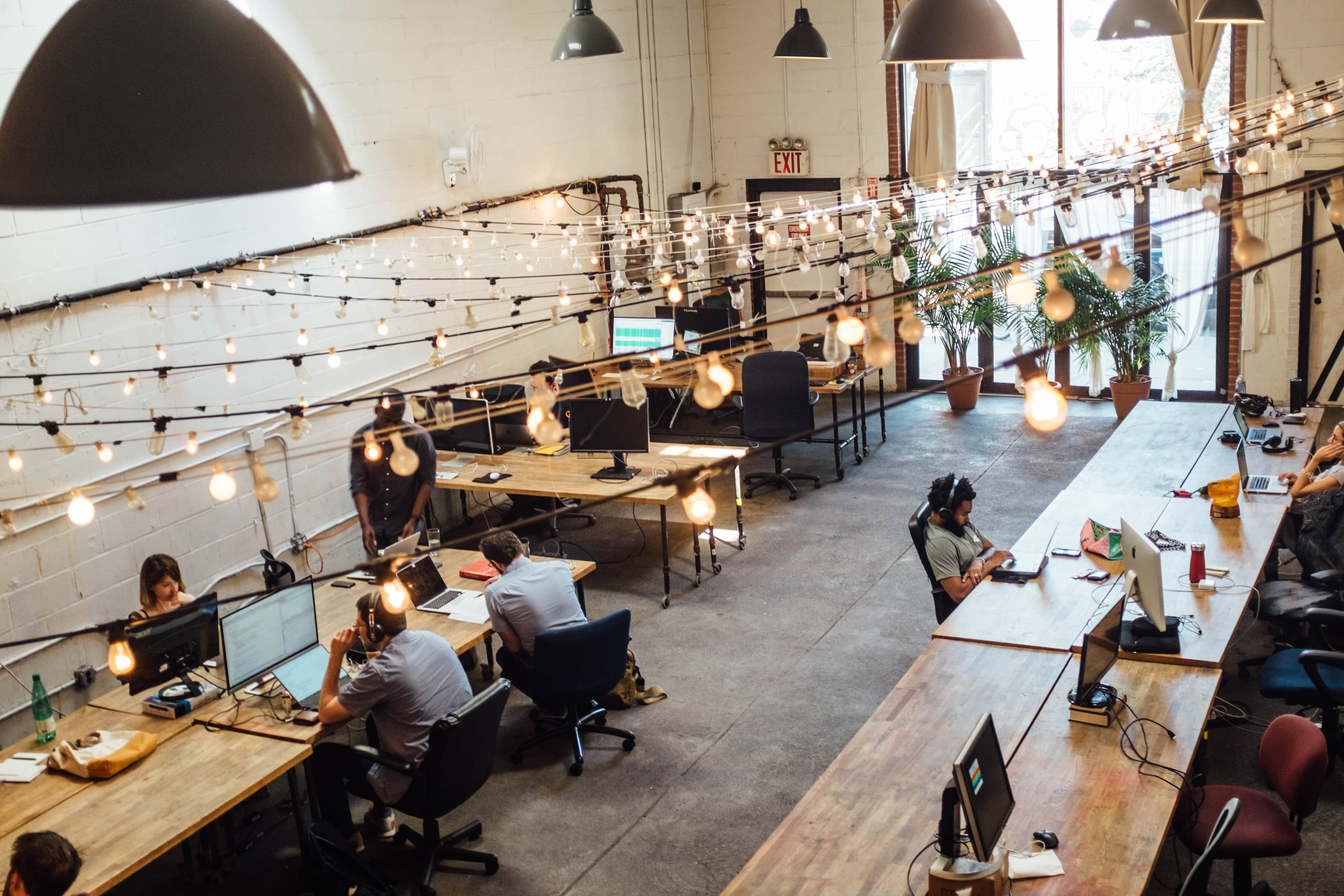 How To Survive In An Open Concept Office
