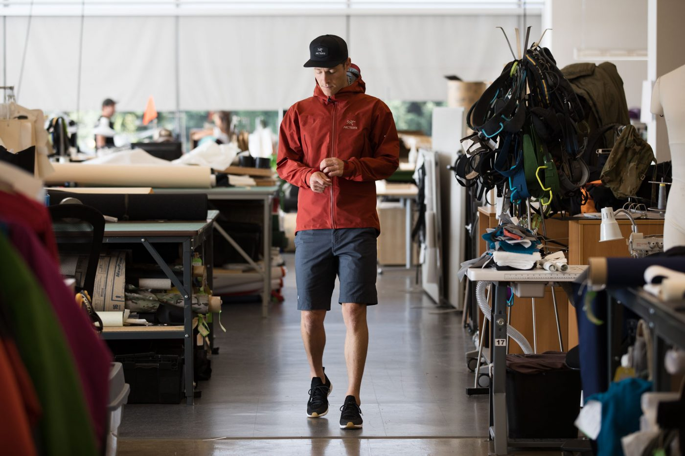 Cleaning up messes with Drummond Lawson, Director of Social and Environmental Sustainability at Arc'teryx