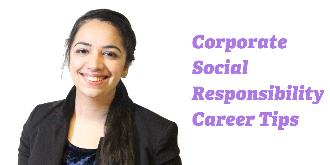 Corporate Social Responsibility Careers with Anureet Kaur, the CSR Consultant at Purolator Inc.